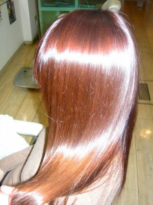 【輝きMAX】キララ 縮毛矯正